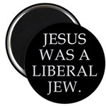 Jesus Was a Liberal Jew Magnet (100 pack)