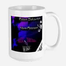 MTTW Cd cover Large Mugs