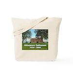 Ottumwa Coliseum Tote Bag
