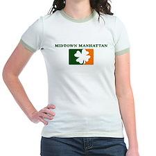 Midtown Manhattan Irish (oran T