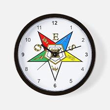 OES Wall Clock