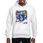 Hertz Family Crest Hooded Sweatshirt