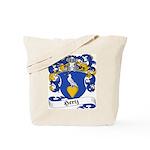 Hertz Family Crest Tote Bag