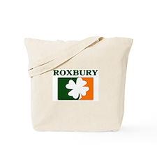 Roxbury Irish (orange) Tote Bag