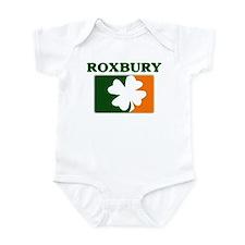 Roxbury Irish (orange) Onesie