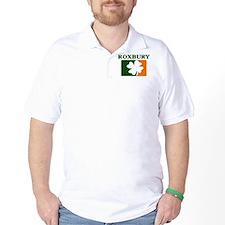 Roxbury Irish (orange) T-Shirt
