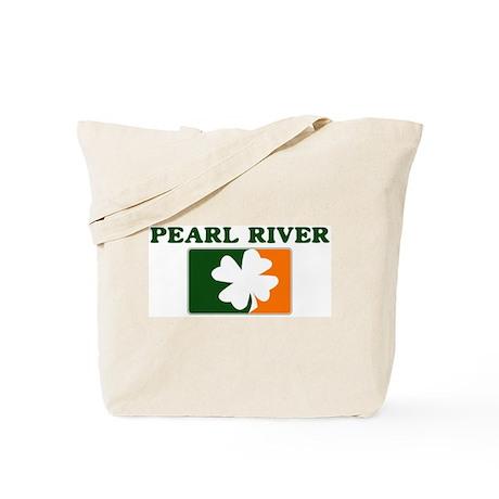 Pearl River Irish (orange) Tote Bag