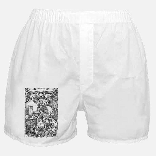 REVELATIONS BY TORRES Boxer Shorts