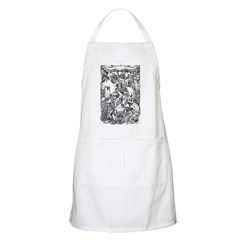 REVELATIONS BY TORRES BBQ Apron