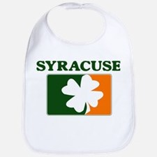 Syracuse Irish (orange) Bib