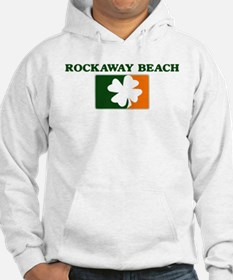 Rockaway Beach Irish (orange) Hoodie