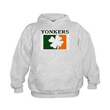 Yonkers Irish (orange) Hoodie