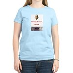 The Joy of Lard Women's Light T-Shirt
