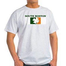 South Boston Irish (orange) T-Shirt