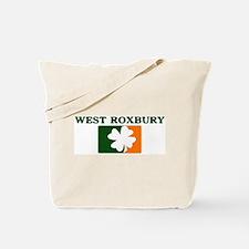West Roxbury Irish (orange) Tote Bag