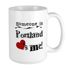 Portland Loves Me Mug