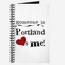 Portland Loves Me Journal