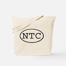 NTC Oval Tote Bag