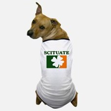 Scituate Irish (orange) Dog T-Shirt