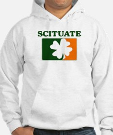 Scituate Irish (orange) Hoodie