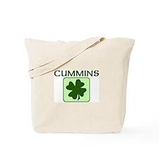 CUMMINS Family (Irish) Tote Bag
