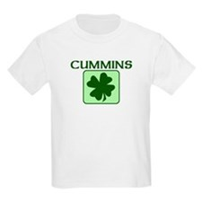 CUMMINS Family (Irish) T-Shirt