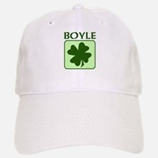 BOYLE Family (Irish) Baseball Baseball Cap