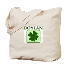 BOYLAN Family (Irish) Tote Bag