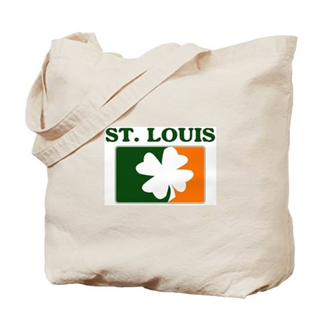 St Louis Irish (orange) Tote Bag