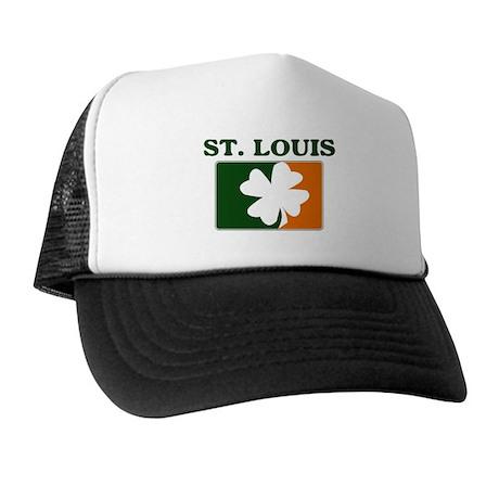 St Louis Irish (orange) Trucker Hat