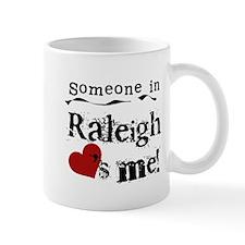 Raleigh Loves Me Mug