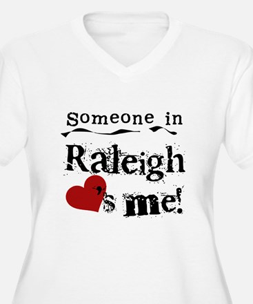 Raleigh Loves Me T-Shirt