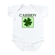 CASSIDY Family (Irish) Infant Bodysuit