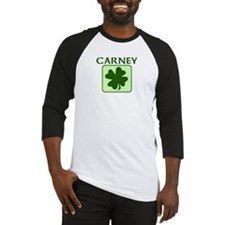 CARNEY Family (Irish) Baseball Jersey