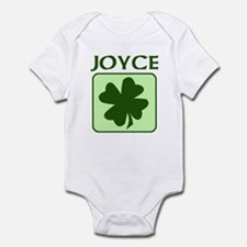 JOYCE Family (Irish) Infant Bodysuit