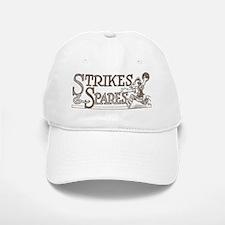 Bowling Strikes & Spares Baseball Baseball Cap