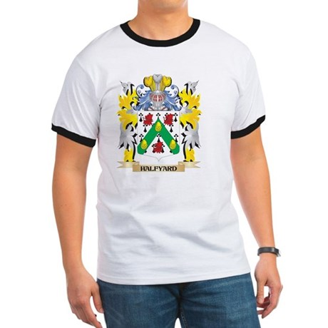 Halfyard Coat of Arms - Family Crest T-Shirt