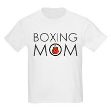 Boxing Mom T-Shirt