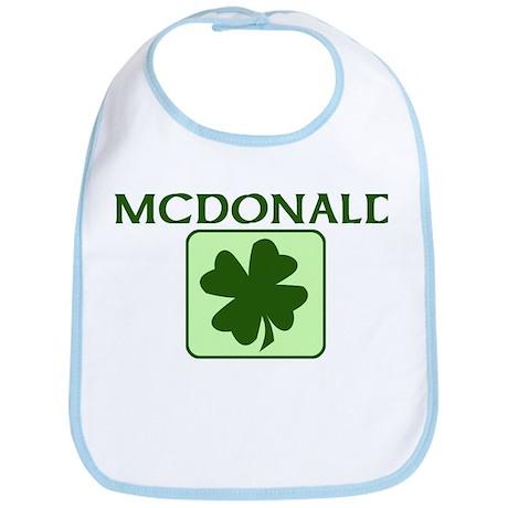 MCDONALD Family (Irish) Bib