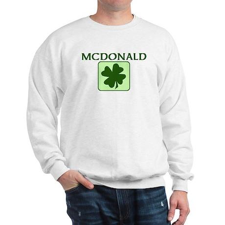 MCDONALD Family (Irish) Sweatshirt