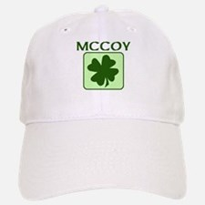 MCCOY Family (Irish) Baseball Baseball Cap