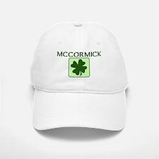 MCCORMICK Family (Irish) Baseball Baseball Cap