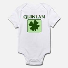 QUINLAN Family (Irish) Infant Bodysuit