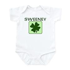 SWEENEY Family (Irish) Infant Bodysuit