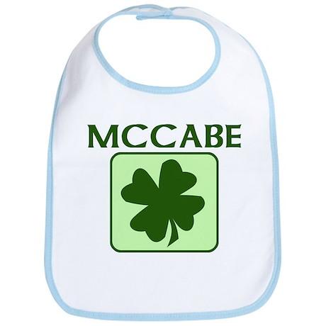 MCCABE Family (Irish) Bib