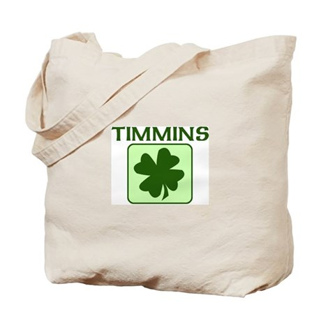 TIMMINS Family (Irish) Tote Bag