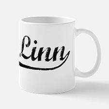 Vintage West Linn (Black) Mug