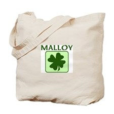 MALLOY Family (Irish) Tote Bag