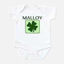 MALLOY Family (Irish) Infant Bodysuit