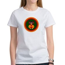 ROLO OWL W/BIO ON BACK Tee
